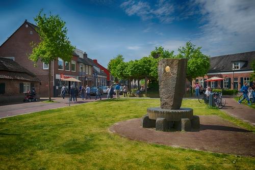 Van Goghmonument door Hildo Krop
